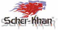 брелок scher-Khan